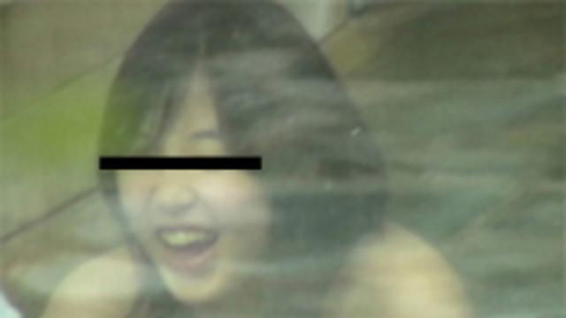 咲乱美女温泉-覗かれた露天風呂の真向裸体- No.1